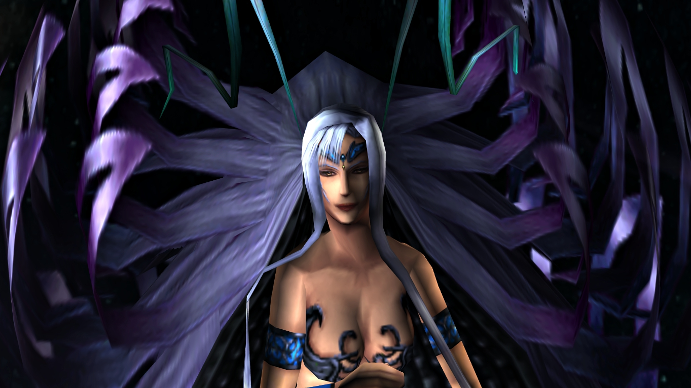 Image - Yunalesca boss first form.jpg - The Final Fantasy ...