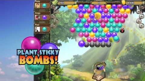 Bubble Safari