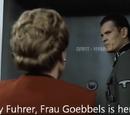 Magda begs Hitler