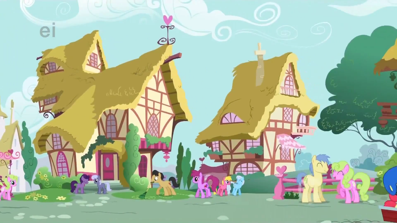 ... day in Ponyville S1E23.png - My Little Pony Friendship is Magic Wiki