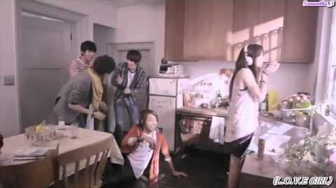 CNBLUE - Love Girl MV Hangul Romanization English Subs