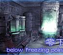 Below Freezing Point