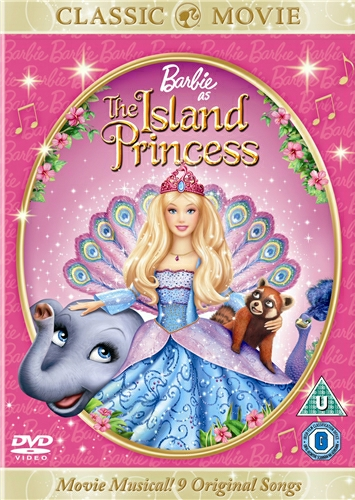 Image - Barbie as The Island Princess Classic Cover.png - Barbie Movies Wiki - Wikia