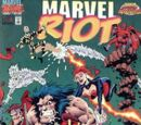 Marvel Riot Vol 1 1