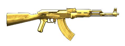 Imagen - Golden AK-47.png - Max Payne Wiki - Noticias ... Borderlands 2 Mods