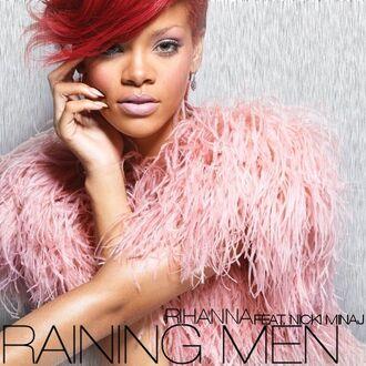 Rihanna feat. Nicki Minaj - Raining Men Lyrics.jpg