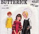 Butterick 4121 B