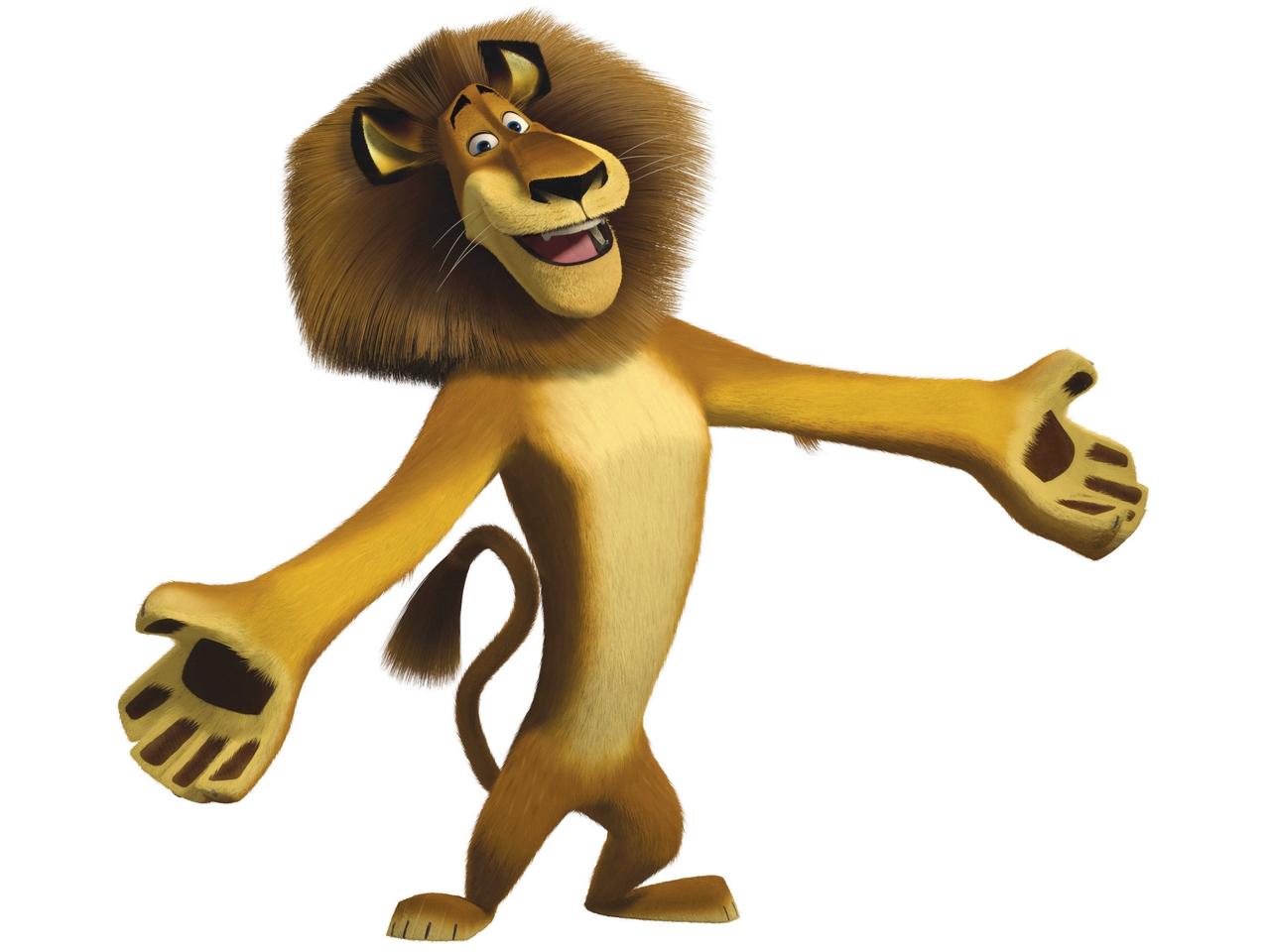 MadagascarAlexMadagascar Alex The Lion