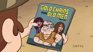 S1e1 gold chains for old men magazine