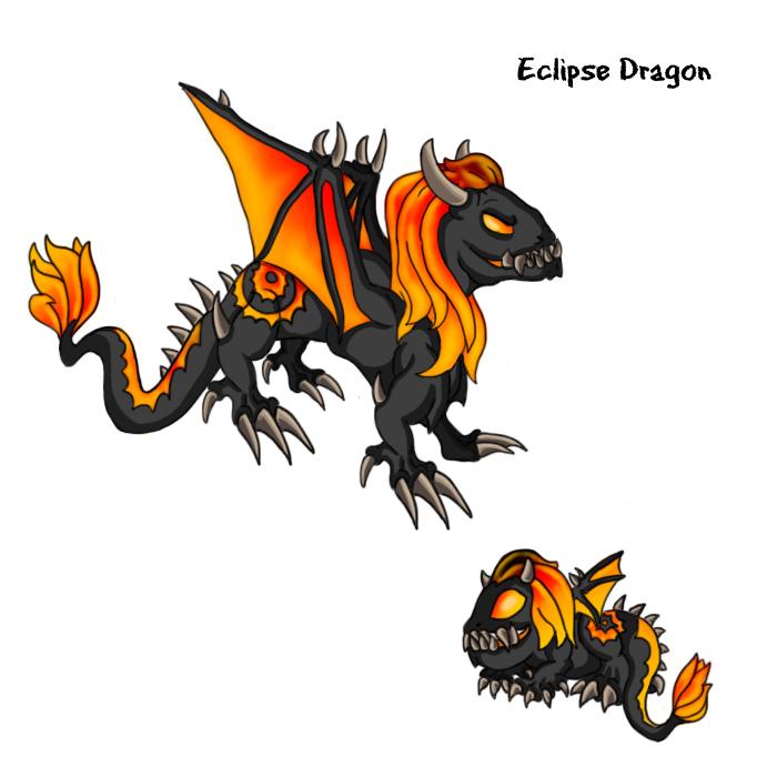 Dragonvale Fall Dragon...