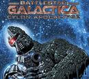 Battlestar Galactica: Cylon Apocalypse (TPB) Vol 1 1