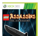 LEGO Assassins: The Video Game
