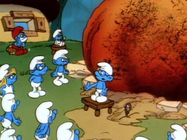 clumsy luck smurfs wiki