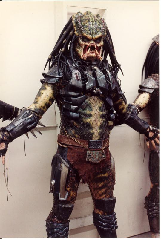 Predator Halloween Costume