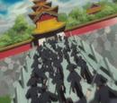 Gotei 13 vs. Kasumiōji Clan