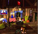 Donkey Kong's Treehouse