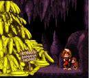 Donkey Kong's Banana Hoard