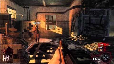 Call of Duty Black Ops Rezurrection Verruckt Gameplay