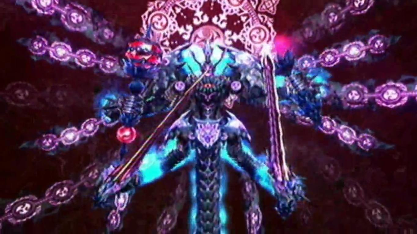 The Dark Queen's Spectral Form