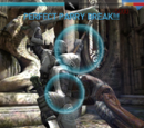 Weapons in Infinity Blade II