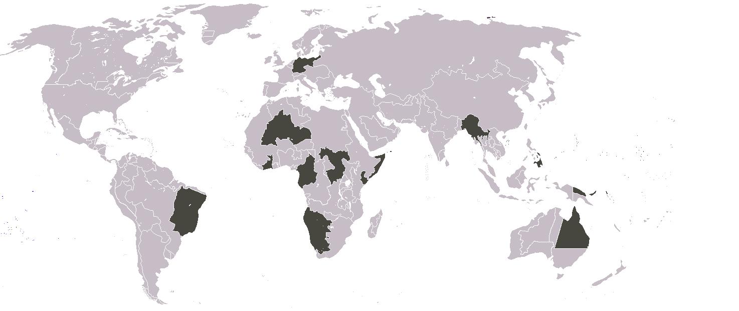 German Empire German Empire as of 1900