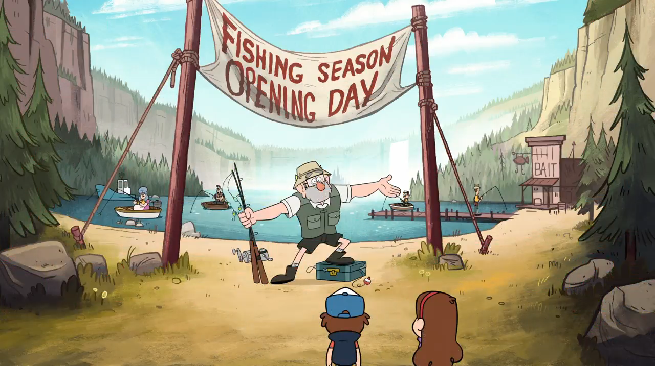 Fishing Season: Opening Day