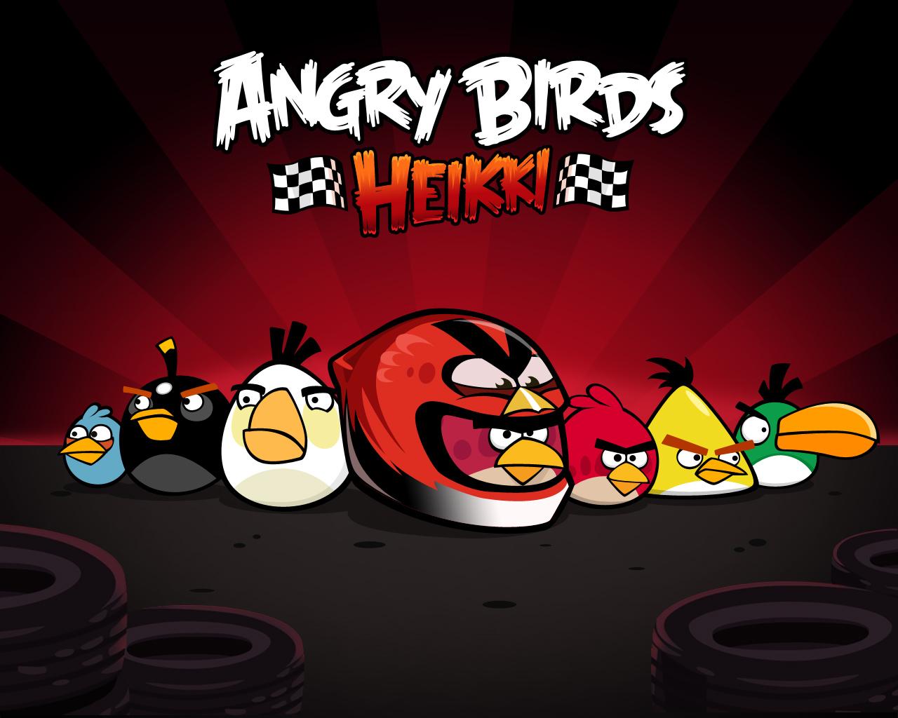Image - Heikki wallpaper2 1280x1024 - Angry Birds Wiki
