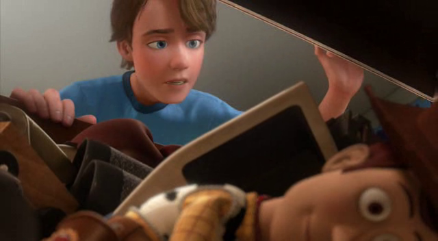 Andy Toy Story 3 : Image andy toy story pixar wiki disney