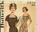 Butterick 2318