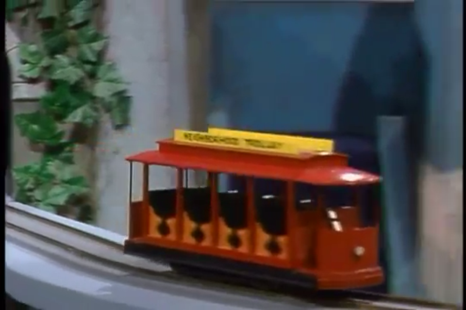 Mister Rogers Trolley Mister Rogers Neighborhood