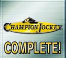 Champion Jockey Trophy Images
