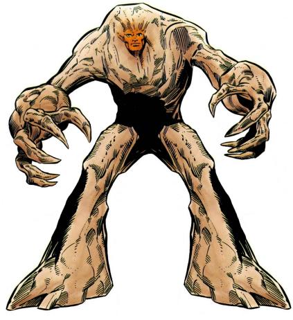Rock (Marvel) - Villains Wiki - villains, bad guys, comic ...