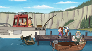 S1e2 soos offering a boat ride