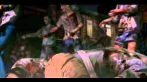 Resident Evil 3: Nemesis scenes