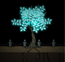 Glowing tree - Submachine 7.png