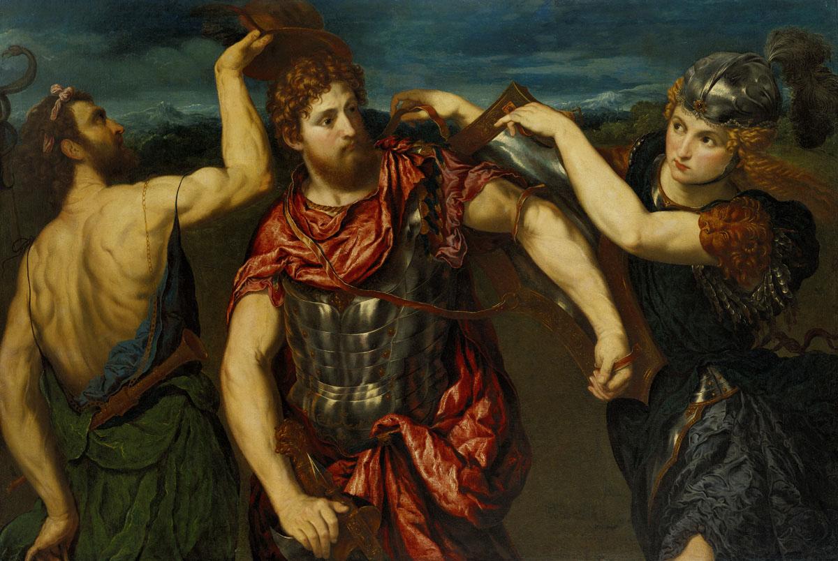 athena and hermes relationship