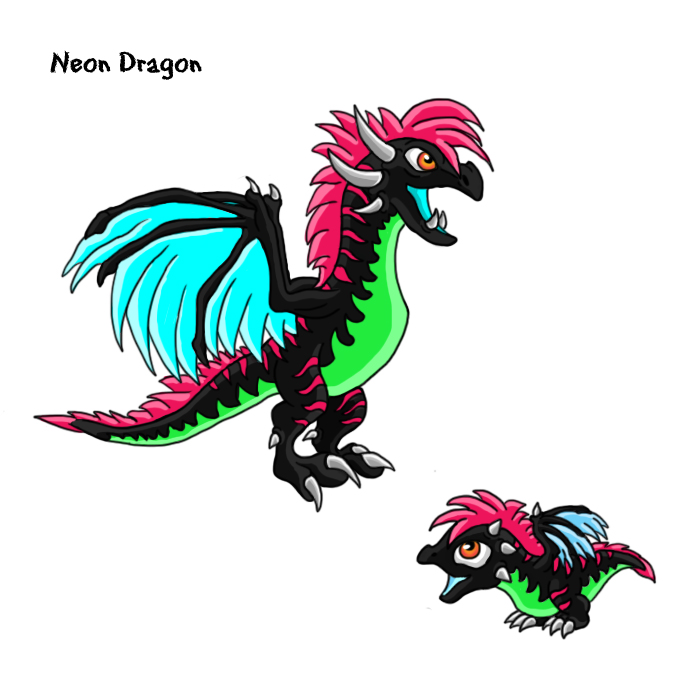 Dragonvale Opal Dragon | www.imgkid.com - The Image Kid ...