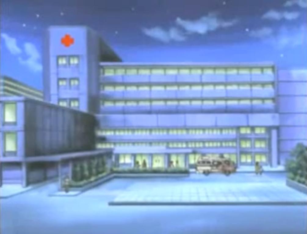 Hospital da Cidade Yonezato_Hospital