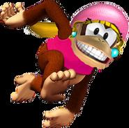 Dixie Kong - Fantendo, the Video Game Fanon Wiki