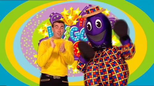 The Wiggles Tv Series 4 – Billy Knight