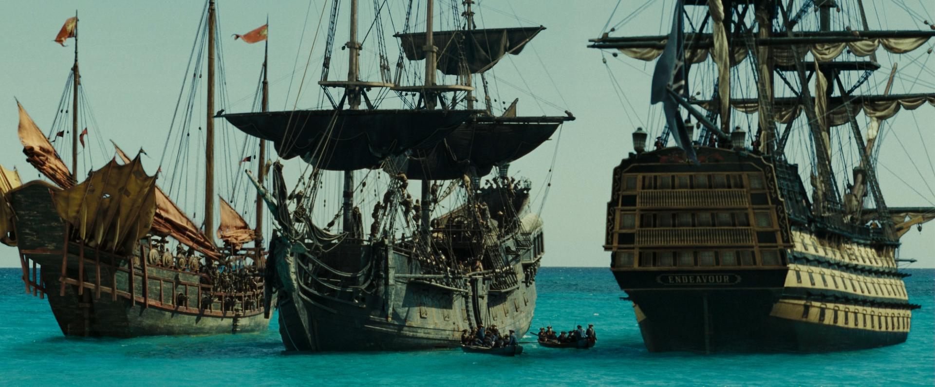 Οι πειρατές της Καραϊβικής ζούσαν στη Τζαμάικα