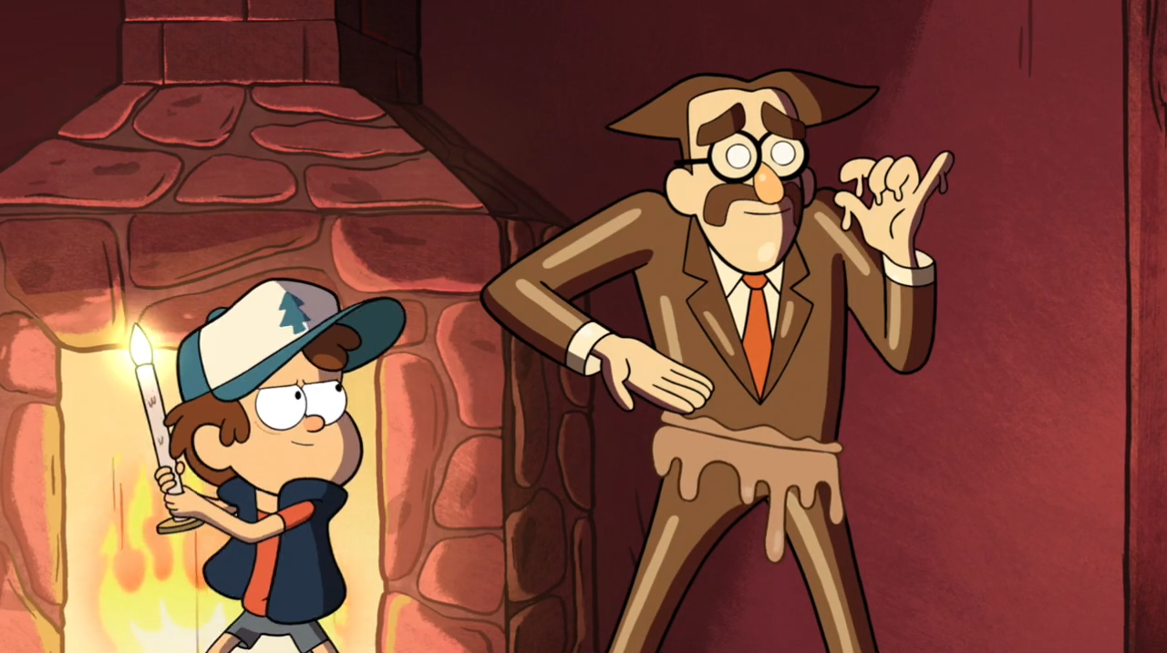 List Of Allusions Season 1 Gravity Falls Wiki