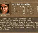 Maj. Spike Scallion