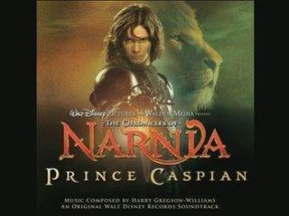 Le Monde de Narnia et le prince Caspian