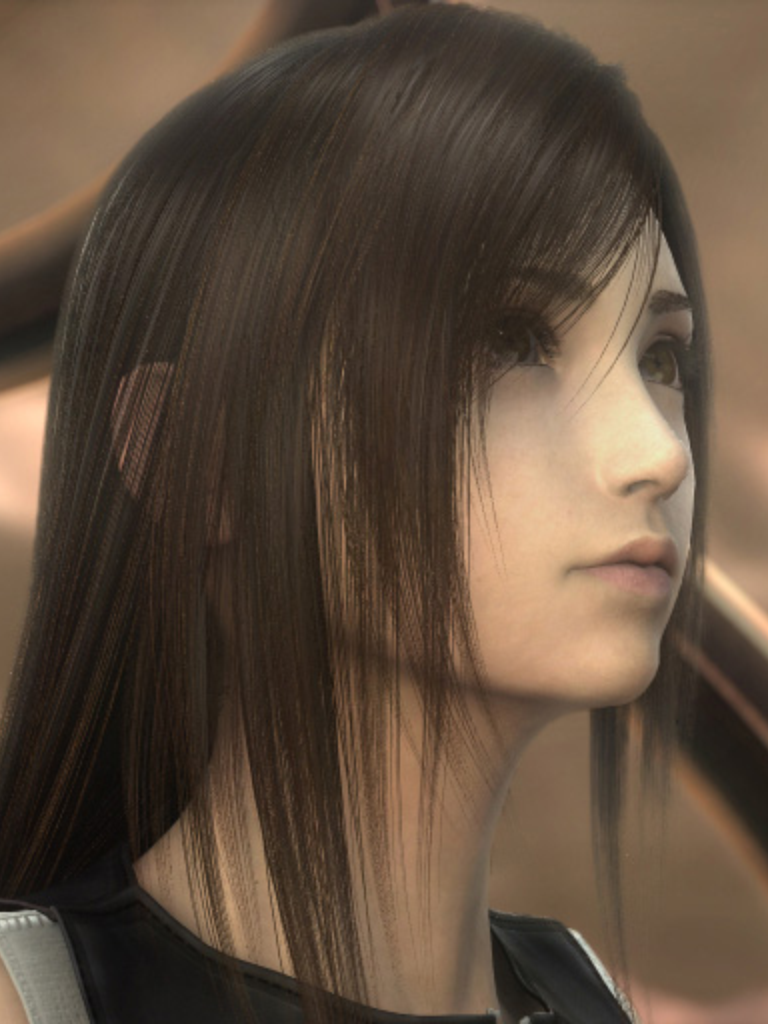 image Final fantasy vii tifa love 3d
