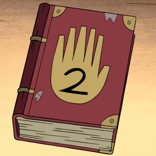 Gravity Falls Buch