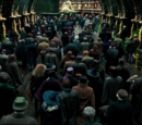 Ministry of Magic - Entry Points/Entrance