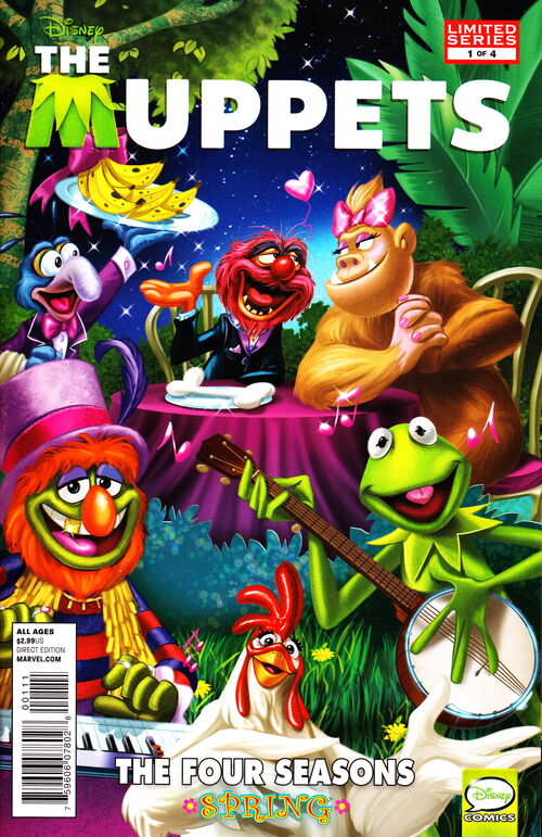 Muppet Wiki Season 4 – Daily Motivational Quotes