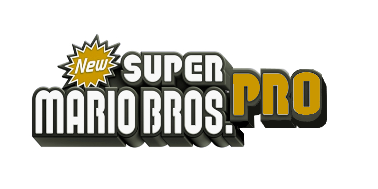 Pictures of New Super Mario Bros Wii Logo - #rock-cafe