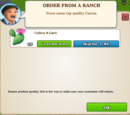 Order From A Ranch